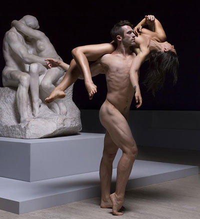 dance gallery Nude