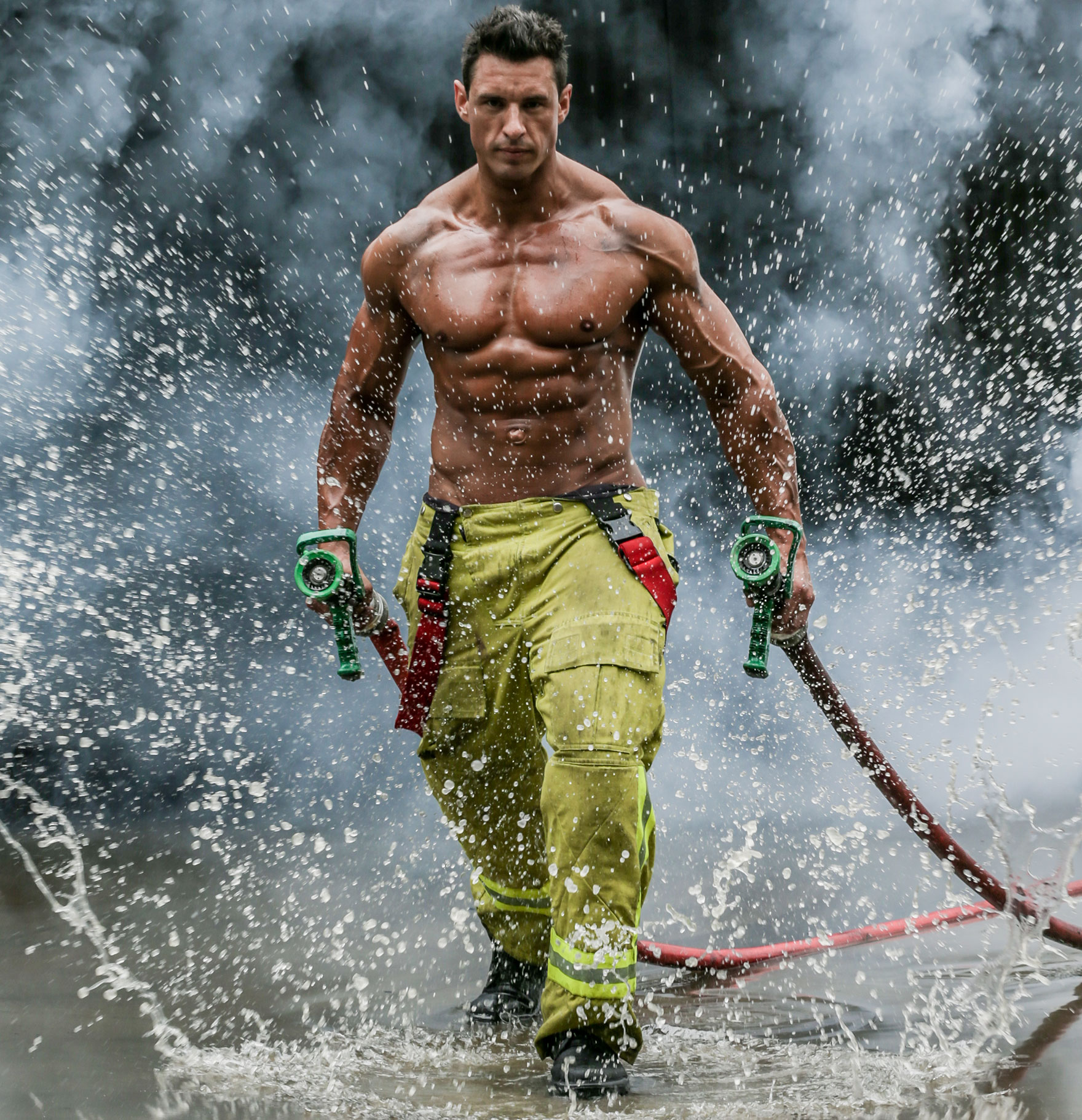 Dating a firefighter in Australia